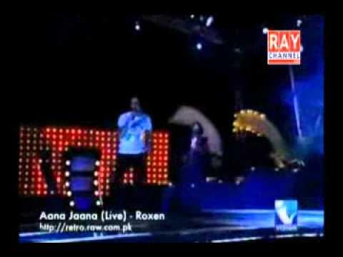 Aana Jaana (Live) - Roxen,ray channel