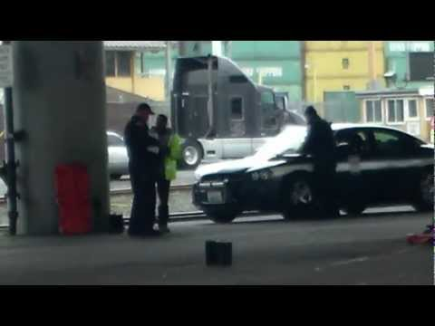 Port of Seattle cop watch 5-22-2012 2 of 3