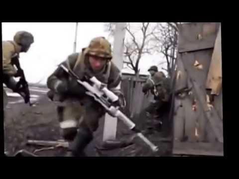 Ополченцы Донбасса Бои