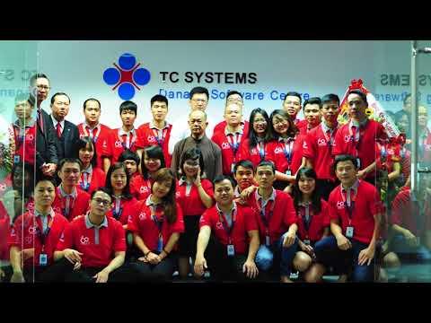 Da Nang Software Center Grand Opening - TC Systems (Vietnam)