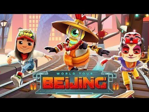 Subway Surfers Beijing 2020