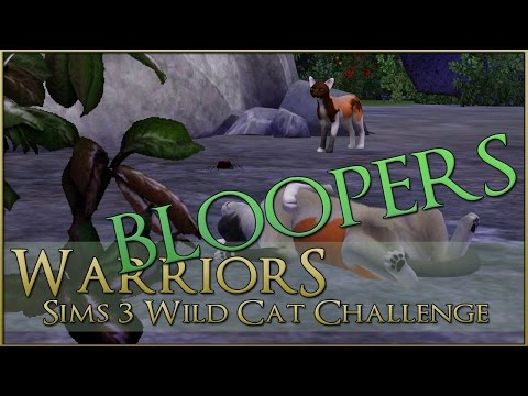Now Is NOT The Time For Kits!! 🌿 Warrior Cats BLOOPERS