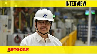 Tata Harrier's turnaround, product enhancements & more | Rajendra Petkar | Interview | Autocar India