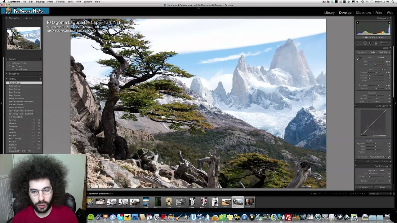 Edit this RAW File 54 – Landscape | Fro Knows Photo
