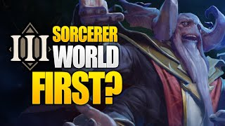 Sorcerer World First? Aghanim's Labyrinth Summer Event Dota 2