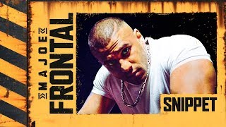 """Majoe - """"FRONTAL"""" [official Snippet]"""