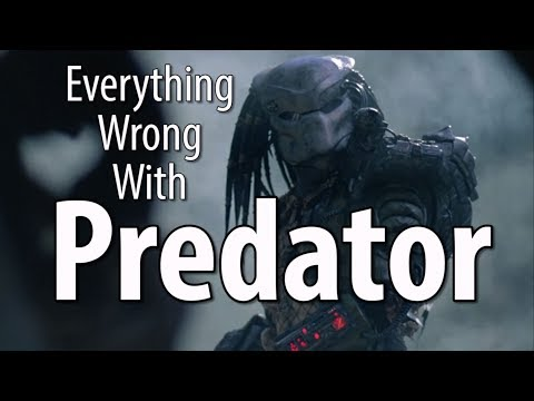 Everything Wrong With Predator In 13 Minutes Or Less