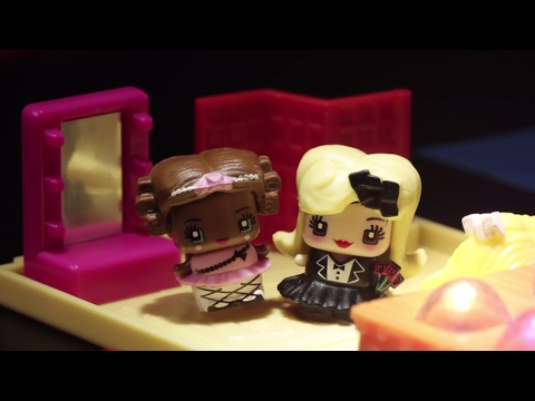 Fancy Dancing & Fan Frustration at the My Mini MixieQ's Ballet! | My Mini MixieQ's | Mattel