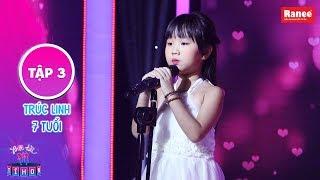 Biệt Tài Tí Hon 2 | Tập 3: Trấn Thành ấn tượng với bé 7 tuổi thể hiện ca khúc bất hủ của Celine Dion
