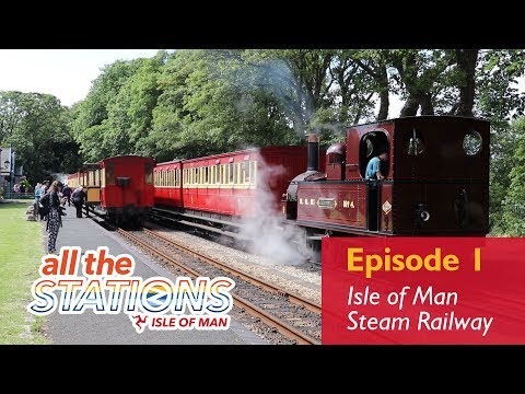 Isle Of Man Episode 1 (12th July) Douglas To Port Erin