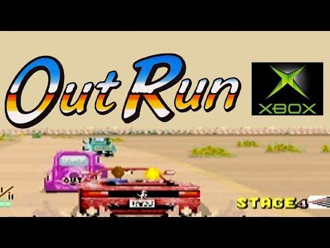 OutRun playthrough (Xbox)