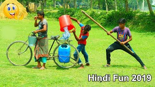 Indian New funny Video😄-😅Hindi Comedy Videos 2019-Episode-24--Indian Fun || ME Tv