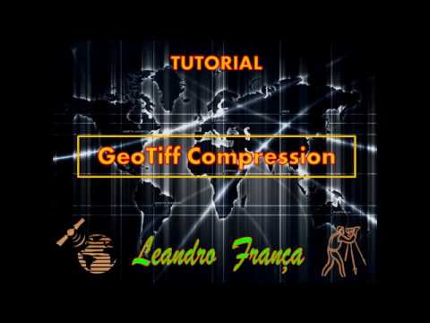 How to compress a GeoTIFF image with JPEG algorithm using GDAL