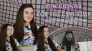 $UICIDEBOY$ - FOR THE LAST TIME (MUSIC VIDEO REACTION)
