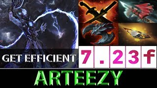 Arteezy [Razor] Get Efficient To Always Carry ► Dota 2 7.23f
