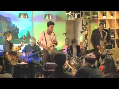 Soweto Kinch Jam Session at Source, Sligo