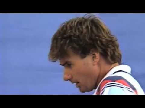 Jimmy Connors - Magical US Open Run of '91