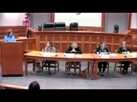 "Women's Law Caucus Host ""May She Please the Court"" Panel"