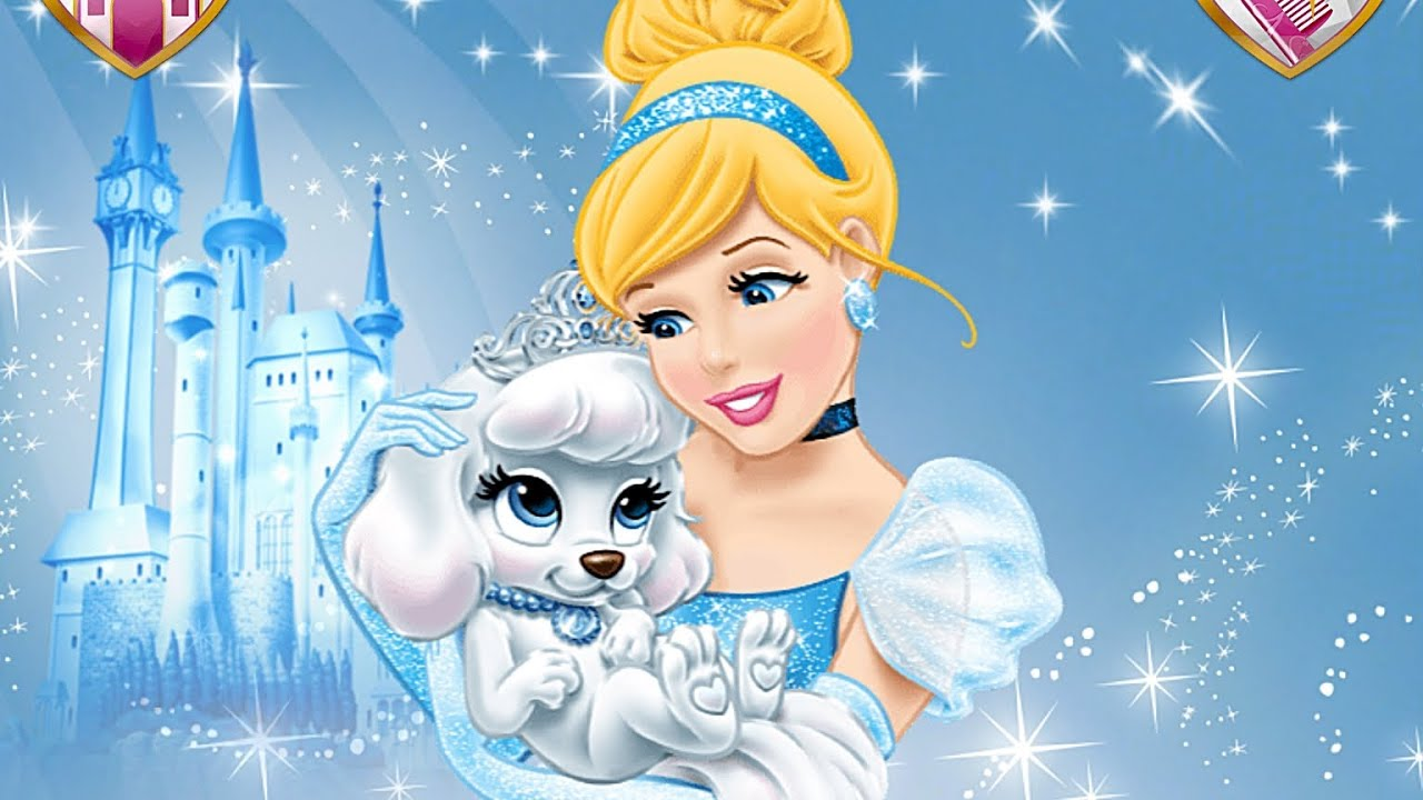 Disney Princess Palace Pets Pumpkin And Cinderella The Girls Will Have Fun With This One Disney Princess Palace Pets Cinderella Gifts Disney Princess