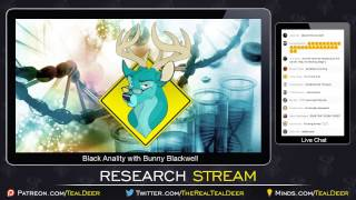 tl dr black anality with bunny blackwell research stream