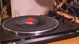 Turntable tracking fail