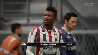 FIFA 18 | Willem II vs Sparta Rotterdam | Eredivisie 2017/18 | Full Gameplay PS4