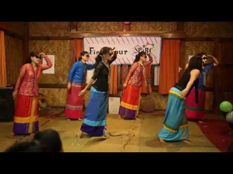 #SPaRC : Fun dance by Muktasree, Tori, Zina, Tina, Soma, Dipanwita