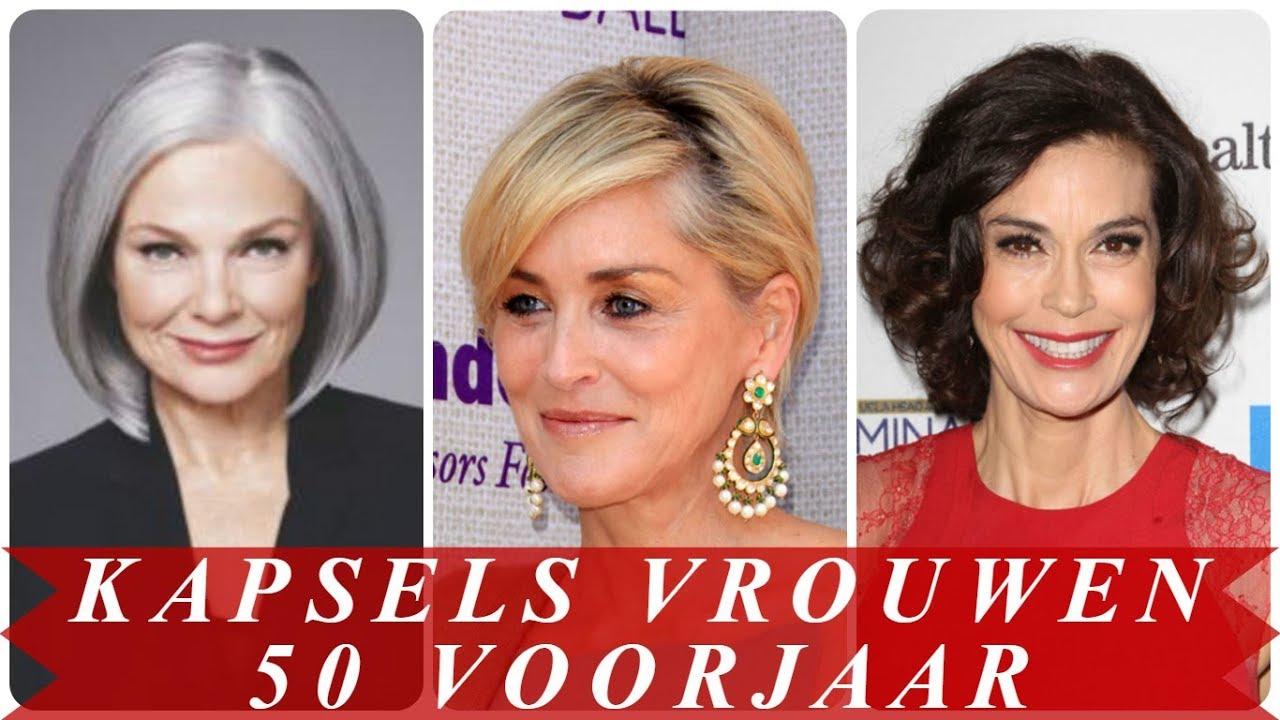 Nieuwe Kapsels Vrouwen 50 Voorjaar 2018