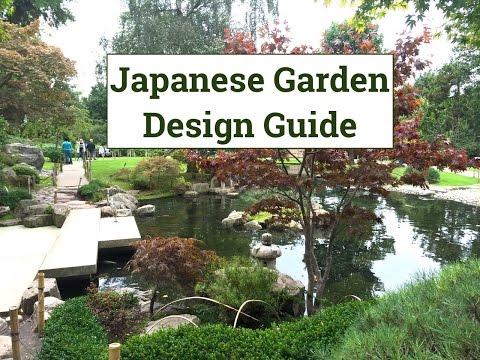 Japanese garden design guide
