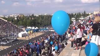 Μαραθώνιος Αθηνών-Άφιξη  Ελληνίδων Πρωταθλητριών,Marathon Athens-International Race,11-11-2018