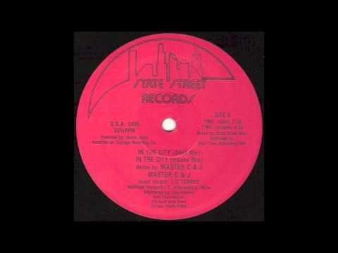 Master C & J - In The City (Devil Mix) (1987)
