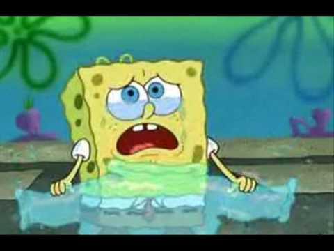 Funny spongebob gif