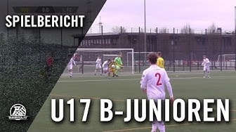 Borussia Dortmund - 1. FC Köln (U17 B-Junioren, Bundesliga West) - Spielbericht | RUHRKICK.TV