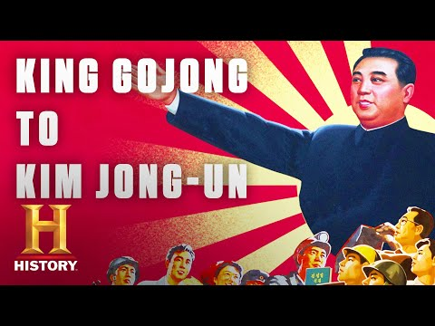 How the Kim Dynasty Took Over North Korea | History
