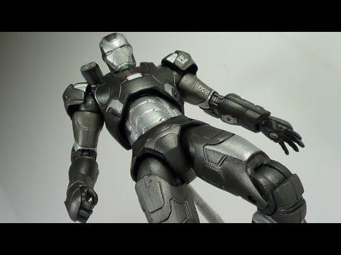 Marvel Select War Machine Mark II (Iron Man 3) Movie Figure Review
