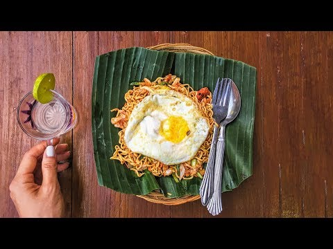 Mie Goreng ► Indonesian Fried Noodles in Bali