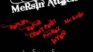 Mersin Attack - Hayalini Sevmektemi Yasak ? | Crazy Fatih & RaPLiFe & Poyraz