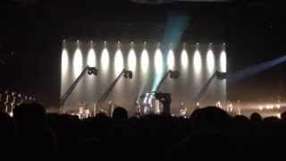 Peter Gabriel - The Family and the Fishing Net [Live//Back to Front//Stuttgart 13.10.13]