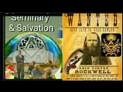 Porter Rockwell John D Lee, Bill Hickman, Brigham Young, Joseph Smith & Sidney Rigdon as LDS Danites