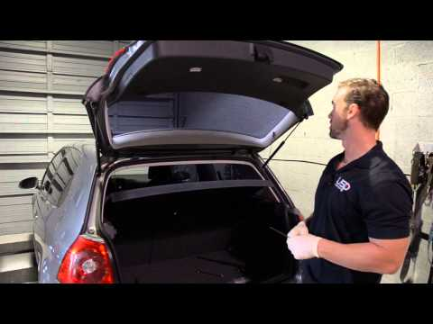VW MKV Golf Automatic Hatch Pop Kit Install DIY | USP Motorsports