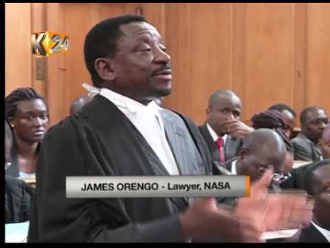 Court of Appeal concludes hearings on IEBC petition