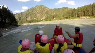 Сплав по реке Катунь 2015(Для холдинга Глорион., 2015-08-03T16:00:16.000Z)