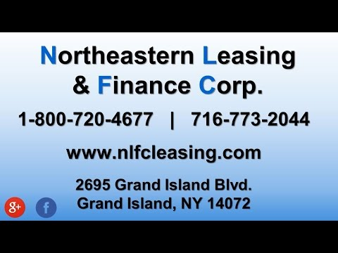 Northeastern Leasing & Finance Corp   Grand Island NY Contractor Equipment Financing
