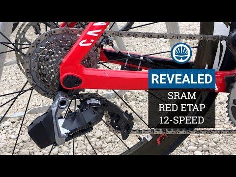 12-Speed SRAM eTap Spotted In The Wild!