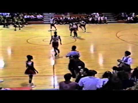 Lee county vs  Monroe High 1995 basketball