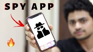 Spymyfone Best Spy App For Android & iOS | Tech Unboxing 🔥