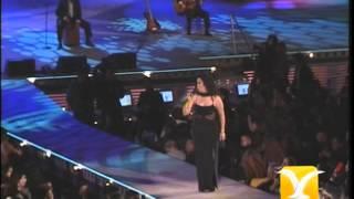 Eva Ayllón, Poupurri, Festival de Viña 2001
