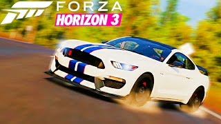 Forza Horizon 3 ВЫШЛА НА ПК - Одна из Лучших Гонок.