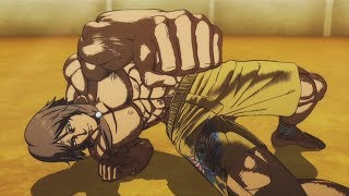 Kengan Ashura「AMV」- Gaolang VS Kaneda Suekichi