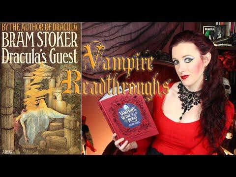 Vampire Reviews: Dracula's Guest